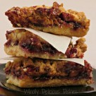PB & J Cookie Bars #bloggersforsandyhook