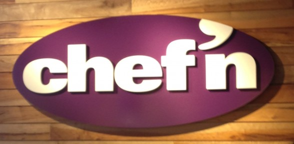 IFBC 2015 and Chef'n Kitchen Tools