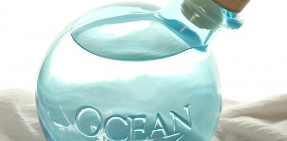 OCEAN Organic Vodka – Ride The Wave!
